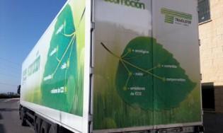 Rotulación de vehículos : Camiones